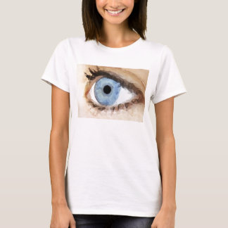 eye blue T-Shirt