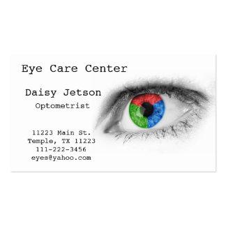 Eye Business Card