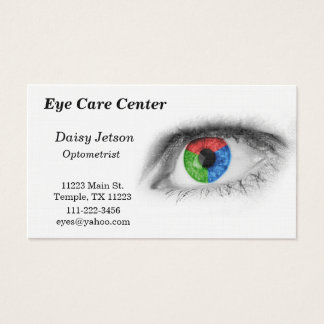 Eye Business Card