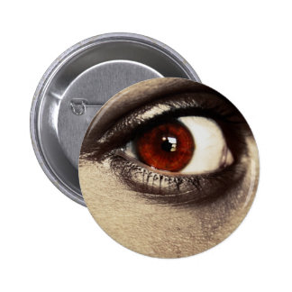 Eye Can See You Pinback Button