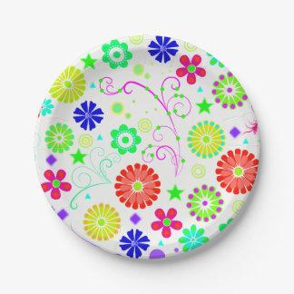 Eye Candy Birthday plate