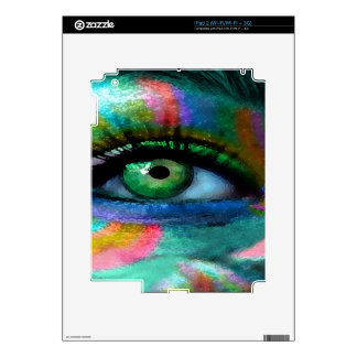 Eye Candy iPad 2 Skins