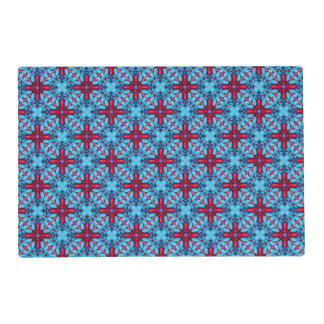 Eye Candy Kaleidoscope    Colorful Placemats