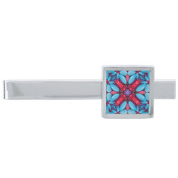 Eye Candy Kaleidoscope  Custom Tie Bar