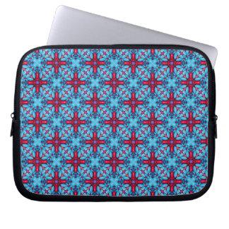 Eye Candy Kaleidoscope    Neoprene Laptop Sleeves