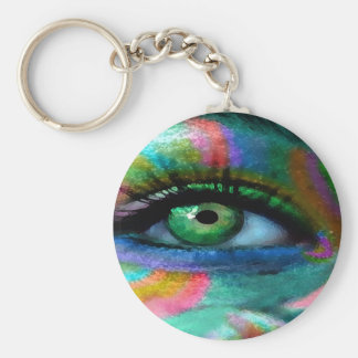 Eye Candy Keychain