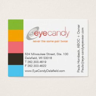 Eye Candy Madonna Card