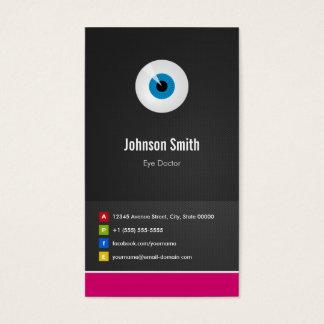 Eye Care Eye doctor - Optical Creative Innovative Business Card