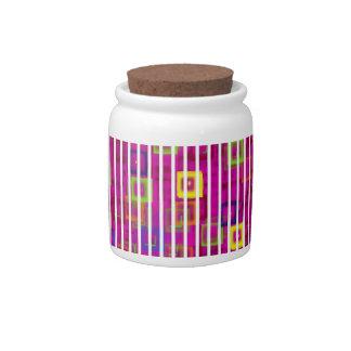Eye catcher candy jars
