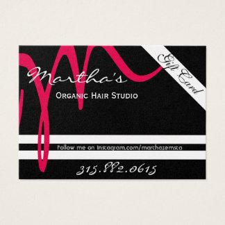 eye catching business card