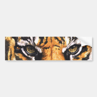 Eye-Catching Sumatran Car Bumper Sticker