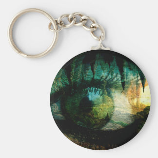 EYE CAVE KEYCHAIN