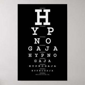 Eye Chart Posters