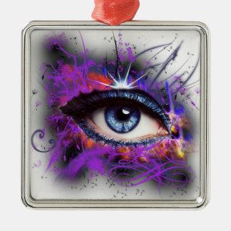 Eye Christmas Ornaments