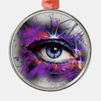 Eye Christmas Tree Ornament