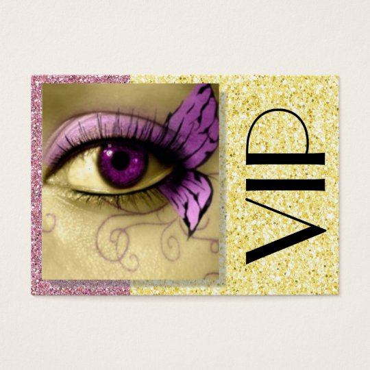 Eye Design Business Cards - SRF