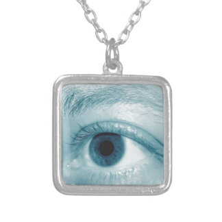 Eye detail pendant