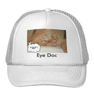 Eye Doctor Humor/It's all a Blur Mesh Hat