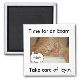 Eye Doctor Humor Optometrist Magnet