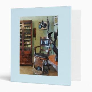Eye Doctor's Office Vinyl Binders