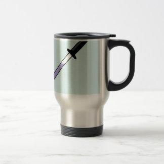 Eye dropper travel mug
