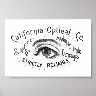 Eye Ephemera Print