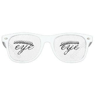 Eye-Eye-Lashes Sunglases Retro Sunglasses