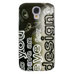 Eye For Design Phone Case Galaxy S4 Case