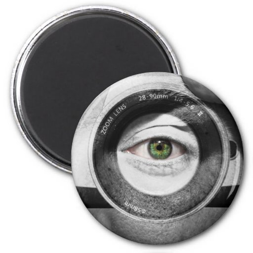 Eye for Photography Refrigerator Magnets