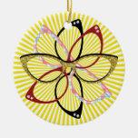 Eye Glasses - SRF Christmas Tree Ornament