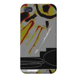 Eye Hand iPhone 4 Cases