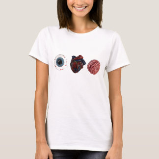 Eye Heart Brains T-Shirt