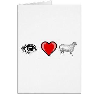 Eye Heart Ewe Cards