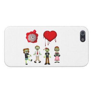 Eye Heart Zombies Cover For iPhone SE/5/5s