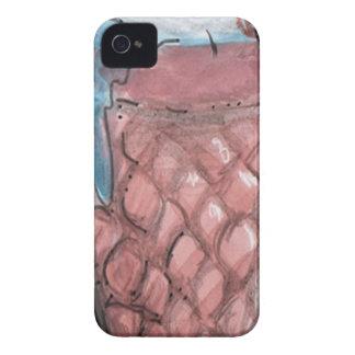 eye hoists cream Case-Mate iPhone 4 case
