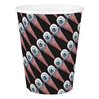 eye hoists cream paper cup
