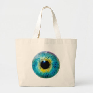 Eye I Canvas Bags