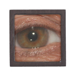 Eye in a Box -- Odd Humour for you.  Novelty