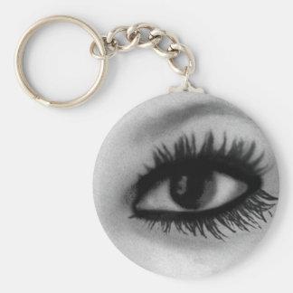 Eye in the Beholder Keychain