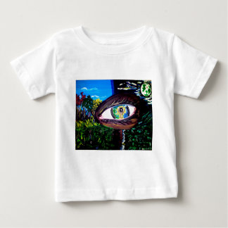 Eye In The Middle of the Forest Baby T-Shirt