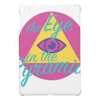 Eye In The Pyramid iPad Mini Cover