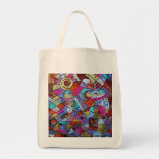 Eye in the Sky Canvas Bags