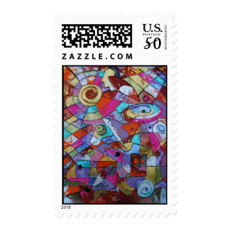 Eye in the Sky Postage