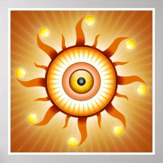 Eye In The Sky Print