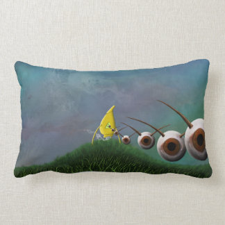 Eye Invaders Pillows