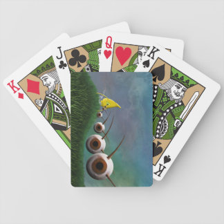 Eye Invaders Playing Cards