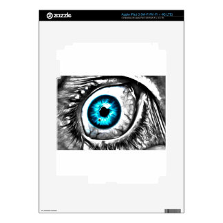 Eye iPad 3 Skin