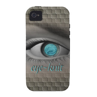 eye-knit vibe iPhone 4 covers
