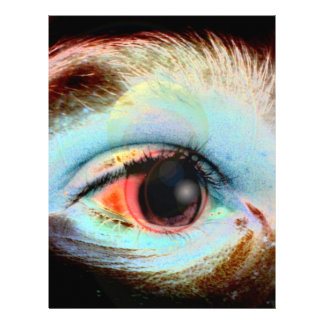 Eye Letterhead Design