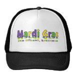 Eye Love Mardi Gras Trucker Hats